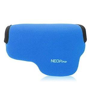 Image 4 - LimitX Tragbare Kamera tasche Neopren Weiche Wasserdichte Inneren fall abdeckung für Sony A6000 NEX 6 mit 16 50mm Objektiv