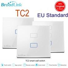 Broadlink СК2 Стандарт ЕС 1/2/3 банды Опционально, мобильный Пульт Дистанционного свет лампы переключатель через broadlink rm2 rm pro, умный дом domotica