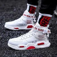 865c45eb0 Leader Show/мужская повседневная обувь с высоким берцем, удобные мужские  модные Уличная обувь,