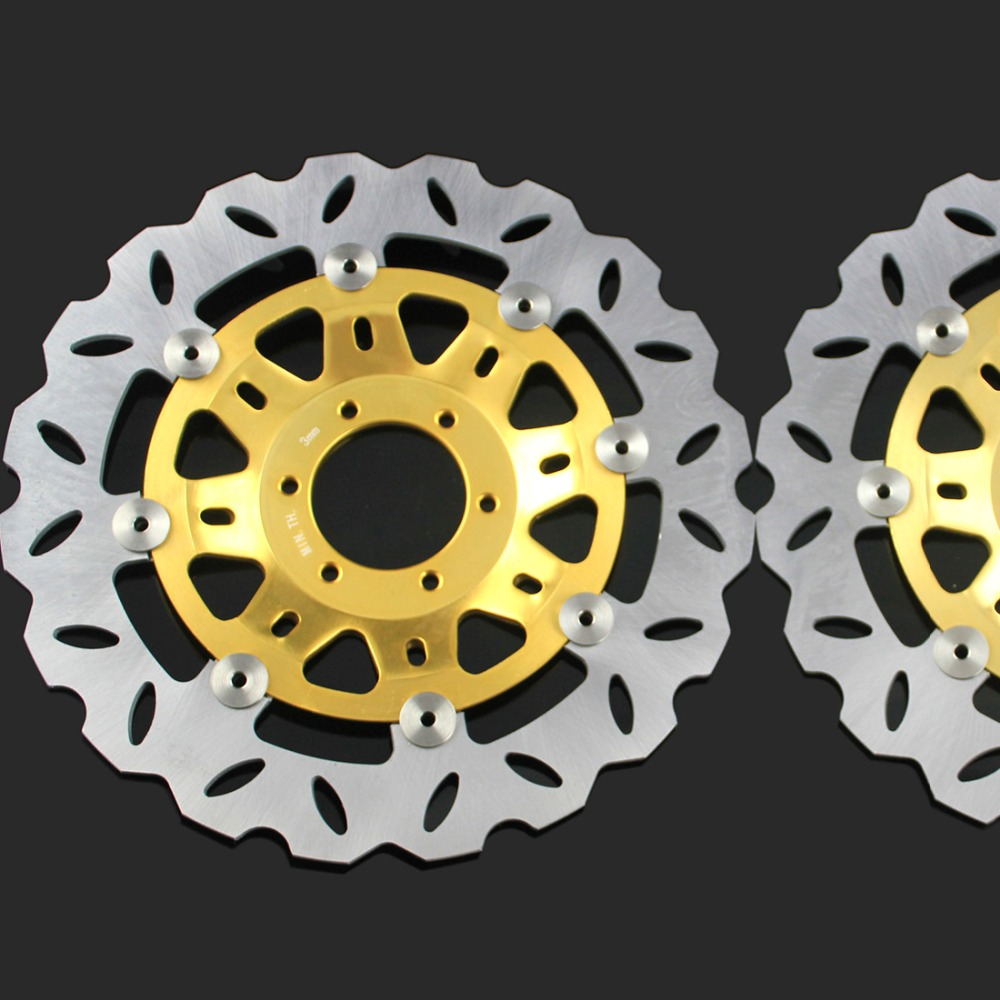 Motorcycle Accessories Brake Rotors Front Brake Disc Rotors Moto Bike For Honda CBR250 NC22 CBR 250 NC 22 Brake Rotors motorcycle accessories qianjiang qj150 19a 19c brake disc