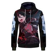 Fans Wear 2019 SAO Unisex Hoodies for Anime Gaming Sword Art Online 3D Print Pullover Sweatshirt Hoodie Kirito Asuna