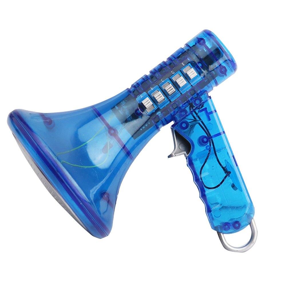 Супергромкий динамик мигающий Рог интересные развивающие игрушки голосовой чейнджер громкоговоритель игрушка подарок для детей