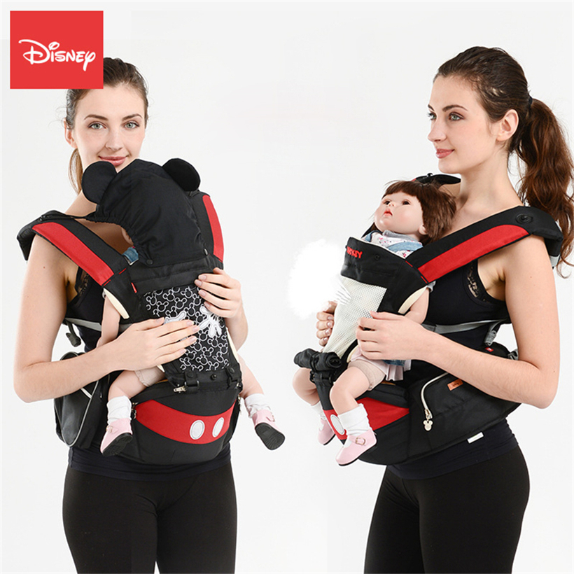 Disney 2018 Genuine Baby Carrier Waist Stool Walkers Infant Sling Hold Waist Belt Backpack Ergonomics Kids Baby Hip Seat ZFY120 2016 newest top quality brand organic cotton baby carrier infant carriers sling baby suspenders classic kids backpack page 8