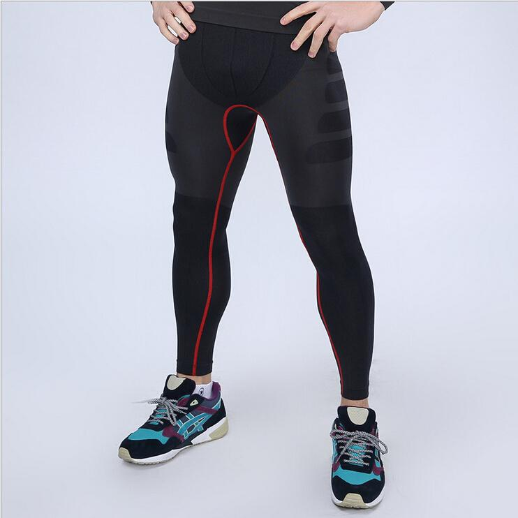 2166043547e938 Men Quick Dry Sports Leggings Compression Wear Weight Lifting Running Tights  Fitness Trousers Yoga pants for Men on Aliexpress.com | Alibaba Group