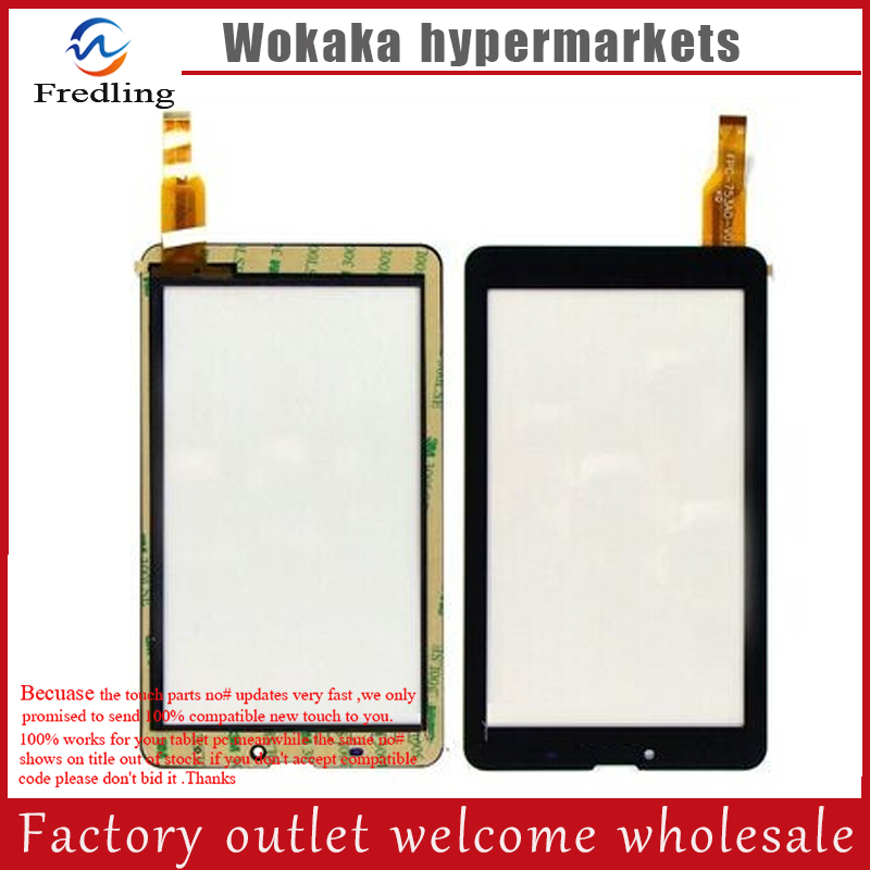 New 7 Touch screen for DEXP URSUS TS170 LTE Tablet Touch Screen Panel Digitizer Glass Sensor Free Shipping dexp ixion x147 puzzle