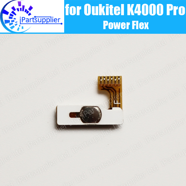 Oukitel K4000 Pro Power Flex Cable 100% Original Power On/Off Start Flex Cable Accessories for Oukitel K4000 Pro Mobile Phone