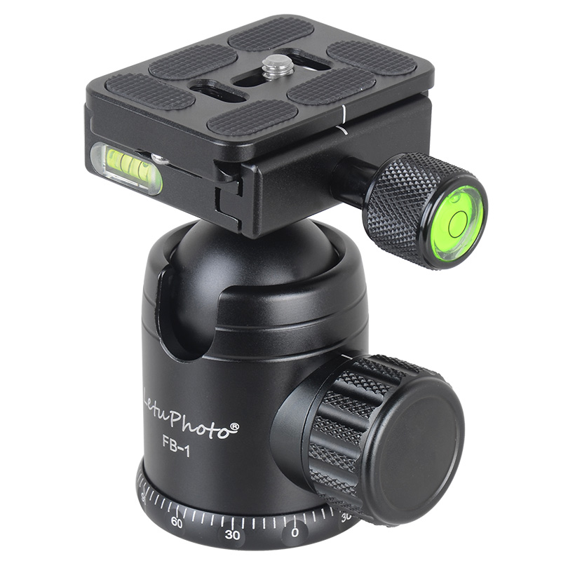 XILETU FB-1 ալյումինե պրոֆեսիոնալ - Տեսախցիկ և լուսանկար - Լուսանկար 2