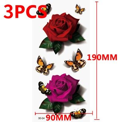 style F 3pcs