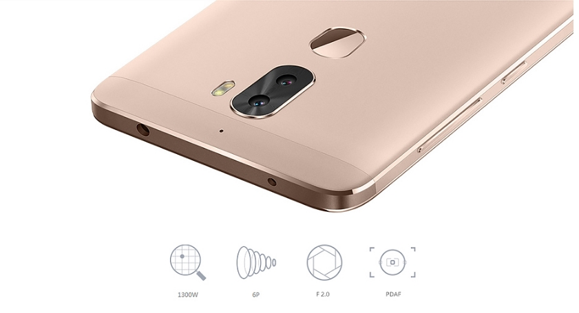 Original LeEco Cool 1 Mobile Phone Dual Leeco Coolpad cool 1 Snapdragon 652 Smartphone 3GB RAM 32GB ROM 5.5 Inch FHD Android 6.0 022