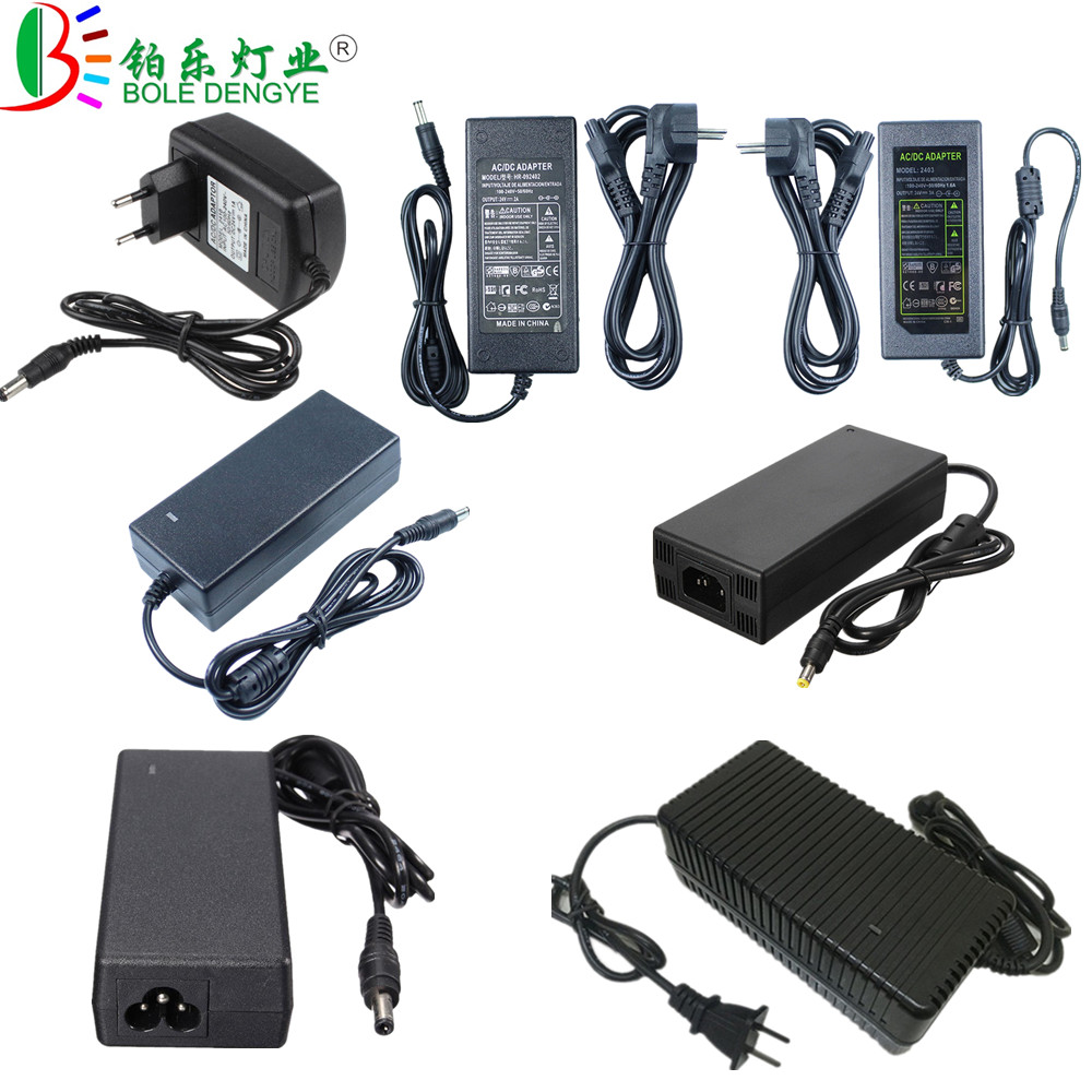 цены 24V Power Supply AC 220V to DC 24V Switching Power Adapter 1A 2A 3A 5A 6A 8A 10A LED Driver Lighting Transformer For LED Strip