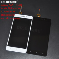 DR DESIRE AAA Original LCD For Xiaomi Redmi 4A LCD Display With Frame Screen Touch Panel