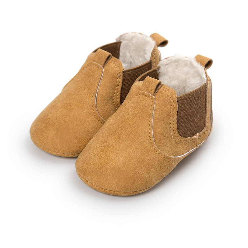 new style pu leather baby moccasins shoes sofe sole baby girls boys shoes first walkers baby boots