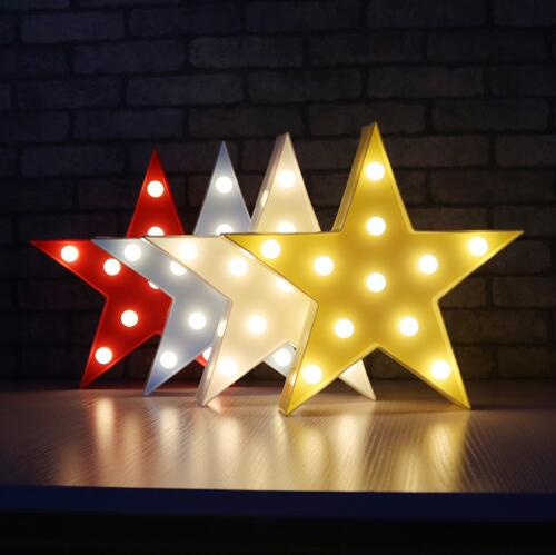 Battery operated 3d wall star led night light for kids gift battery operated 3d wall star led night light for kids gift valentines day christmas birthday free shipping in led night lights from lights lighting on aloadofball Images