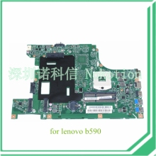 11S102500421 55 4YA01 001 For lenovo ideapad B590 laptop font b motherboard b font HM76 DDR3