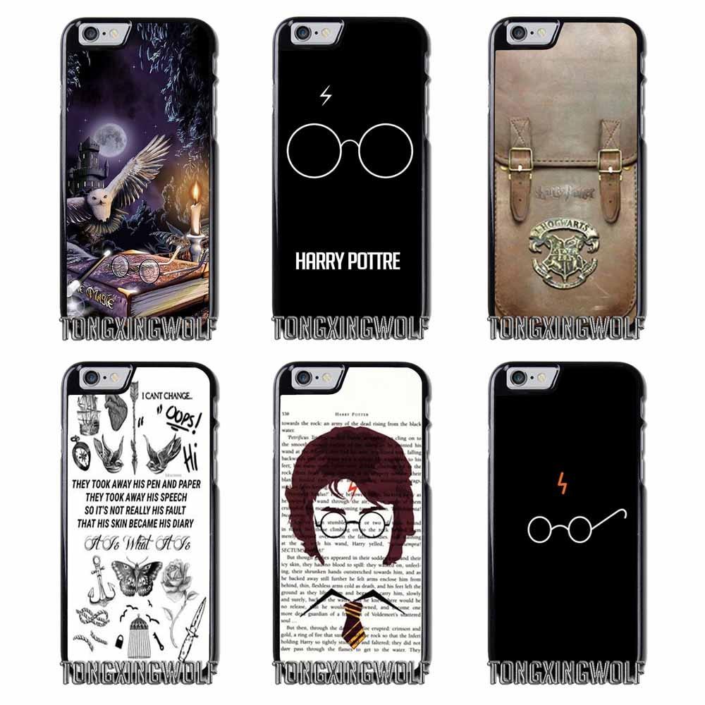 Harry Potter Couverture De Cas Pour Samsung Galaxy J1 Mini J2 J3 J5 J7 2015 2016 2017 Max Pro Grand Neo Base Premier Alpha Dans Demi Enveloppe