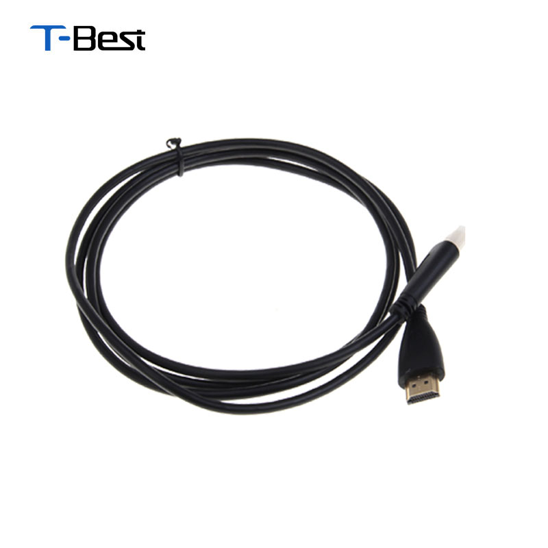6FT 1.8M High Speed Gold Plated Plug Male Male HDMI Cable