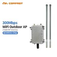 Высокая мощность Открытый CPE WI FI маршрутизатор 2,4 ГГц 300 Мбит/с Беспроводной AP WI FI точка доступа Ретранслятор Extender мост маршрутизатора клиент