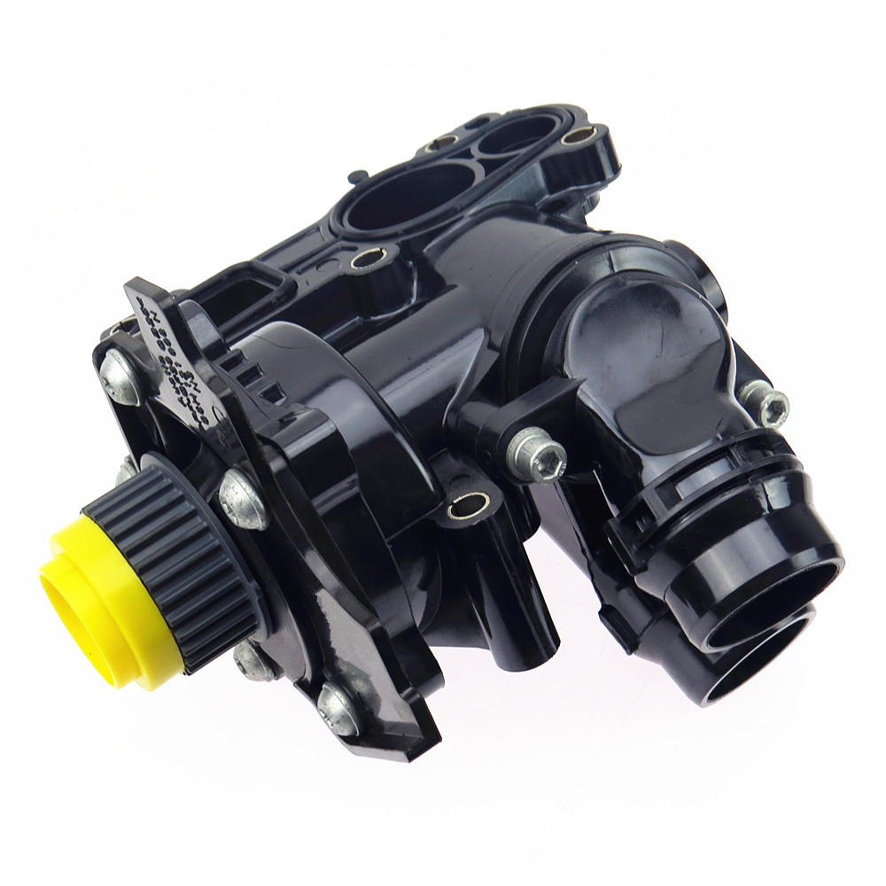 DOXA 1.8T 2.0T Cooling Water Pump Thermostat Assembly For VW Passat B6 B7 B8 Jetta Golf MK5 MK6 06H121026 06H 121 008N 06H121088 цена