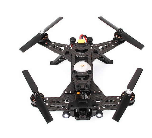 Walkera Runner 250 RTF FPV Drone Quadcopter met DEVO 7 HD Camera Beeldoverdracht OSD Goggle 2 FPV Versie F15611