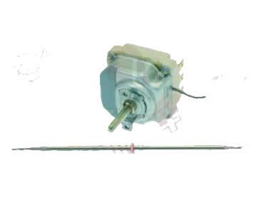 EGO 55.34235.040 7pin Termostato para freidora electrica Fase 3 106-190c