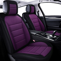 Car wind car seat cover for honda civi 2006 2011 accord 7 8 insight vezel city pilot stream cover for vehicle seat