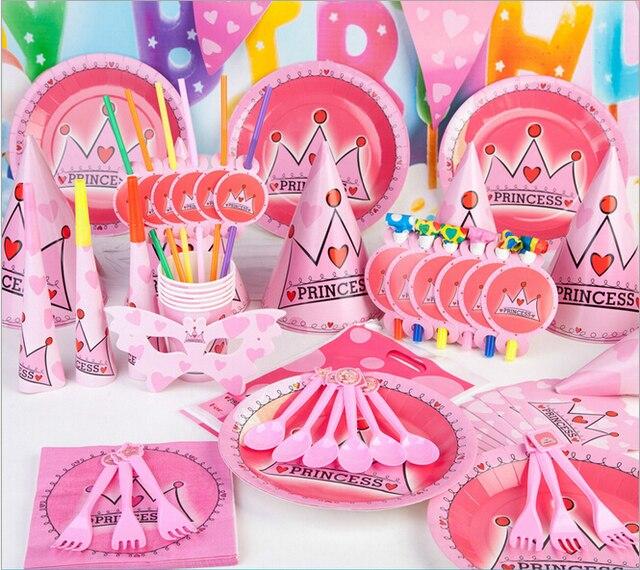 awesome gallery of beautiful tema de la princesa adultos fiesta de cumpleaos del beb ducha decoracin del festival fije unids para personas nios placa - Fiesta De Cumpleaos Adultos