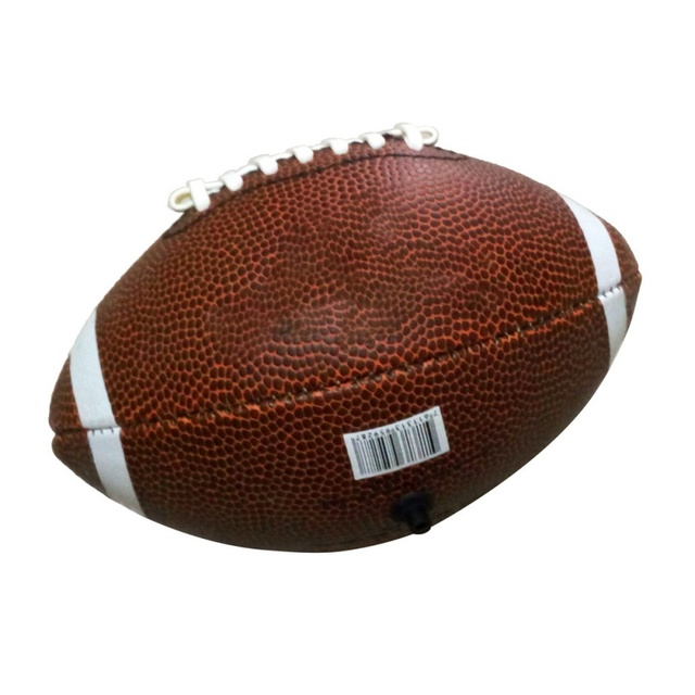 2019 new Kid Mini Rugby Kids Outdoor Sport American Football Cute Pupil Training Ball Birthday Gift Toy