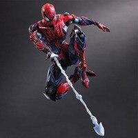 Di alta qualità Il super heros Spiderman Playarts KAI PA kai Figure Da Collezione Model Toy