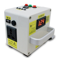 220V small-scale Hand Crank Generator Portable Power Supply Emergency Charger