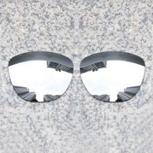 Mirror Replacementlensesforoakleyfrogskins Sunglasses-Silver Chrome Polarized Enhanced