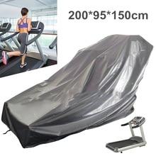 Беговая дорожка, пыленепроницаемое покрытие, оборудование для беговых дорожек, размер 200*95*150 см, анти-ультрафиолетовая полиэфирная ткань Оксфорд