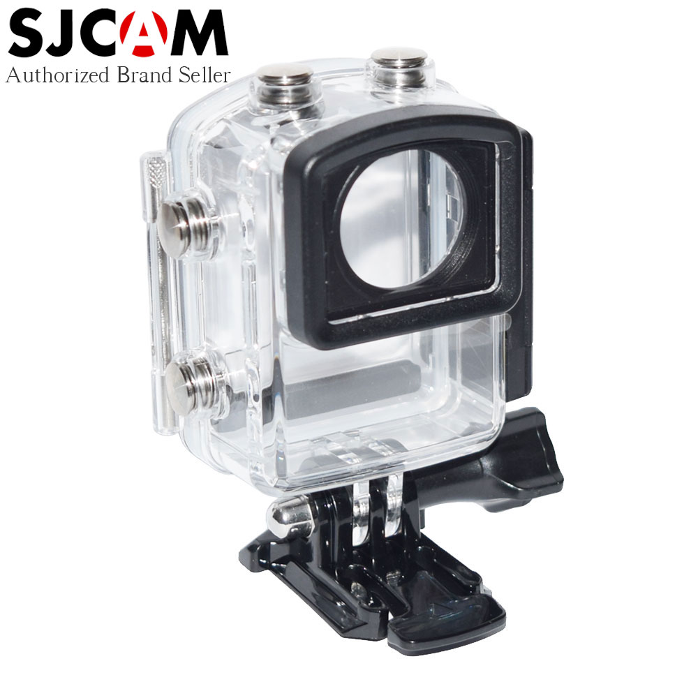 Original SJCAM M20 Accessories Waterproof Case Underwater 30M Dive Housing Cover for M20 font b Action