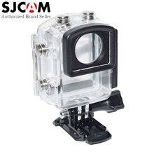 Original SJCAM M20 Accessories Waterproof Case Underwater 30M Dive Housing Cover for M20 font b Action