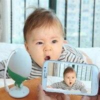 720P WIFI IP Network Baby Monitor Camera Miniature Wireless Camera Detectors Kids Monitors