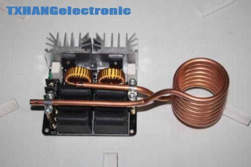 20A 1000 Вт звс низкий Напряжение индукционный нагрев совета Модуль Flyback драйвер нагреватель