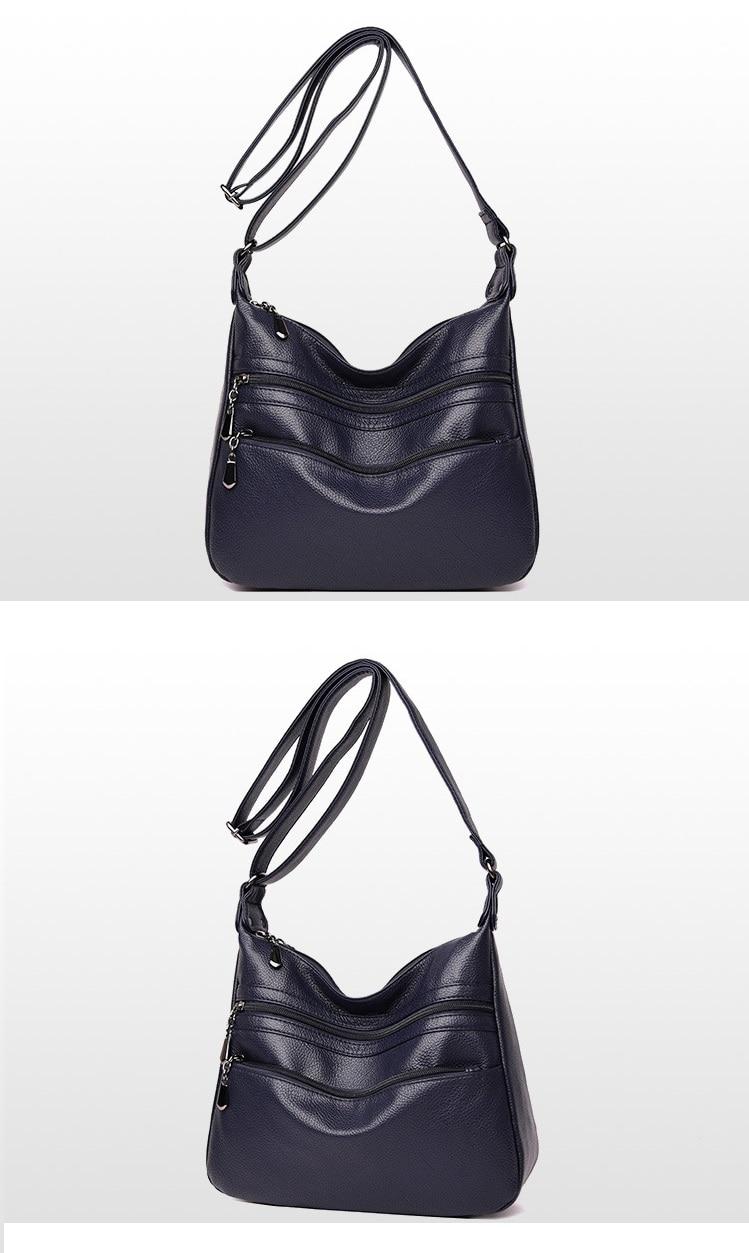 Bolsas de ombro femininas de alta qualidade