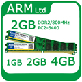 DDR2 2GB 800Mhz RAM PC2-6400 Memory For Desktop Memoria High Compatible And Fast Shippping