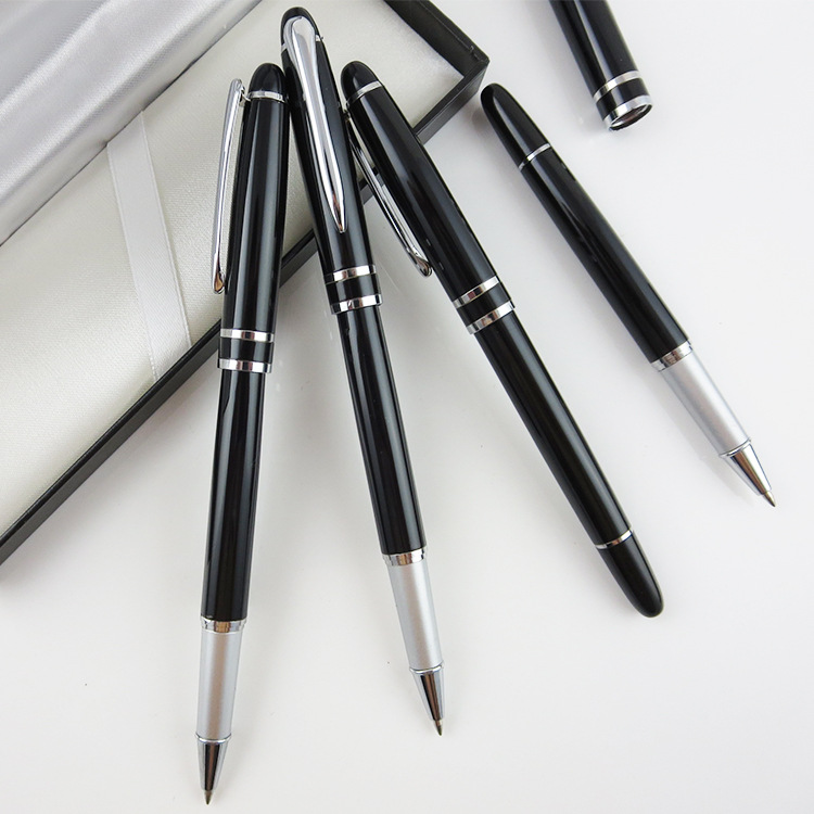 QSHOIC DHL 100 PCS/lot factory wholesale gift pen high grade good quality wholesale metal pen color wholesale gift pens qshoic hero 9086 metal gift pen matte metal pen good quality pen signature pen business men for gift