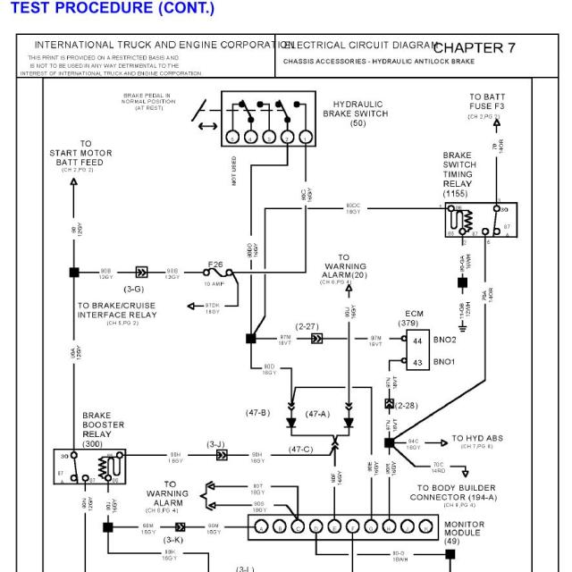 tahmini teslimat zaman 2006 international 9400i wiring diagram 2006 international dt466 engine diagram #10