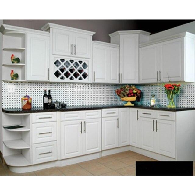 Online Shop Bianco opaco pittura lacca mobili da cucina | Aliexpress ...