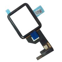NewFree Shipping New Black Front Glass Touch Screen Digitizer Replacement Touch Panel For Apple Watch 42mm