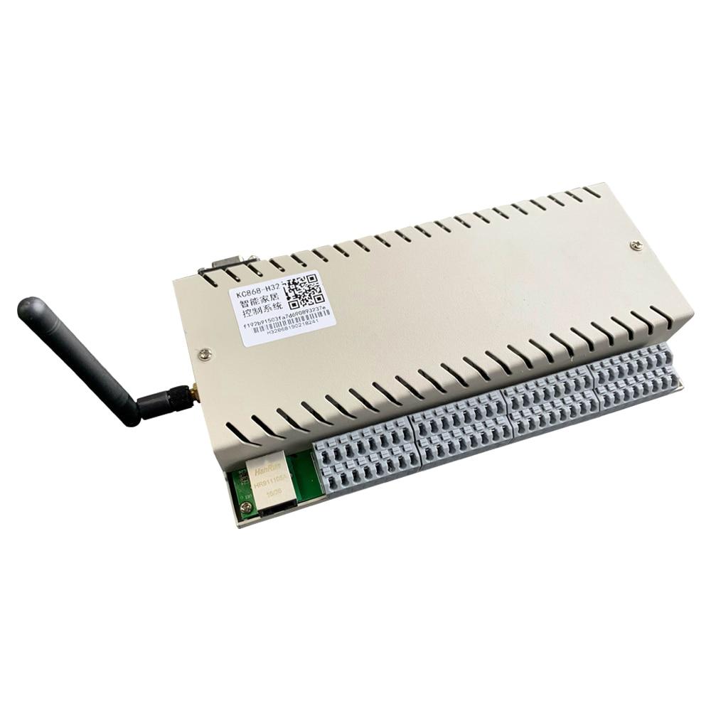 32 Gang réseau WiFi TCP IP relais contrôle bricolage commutateur Module intelligent domotique télécommande alarme de sécurité Domotica