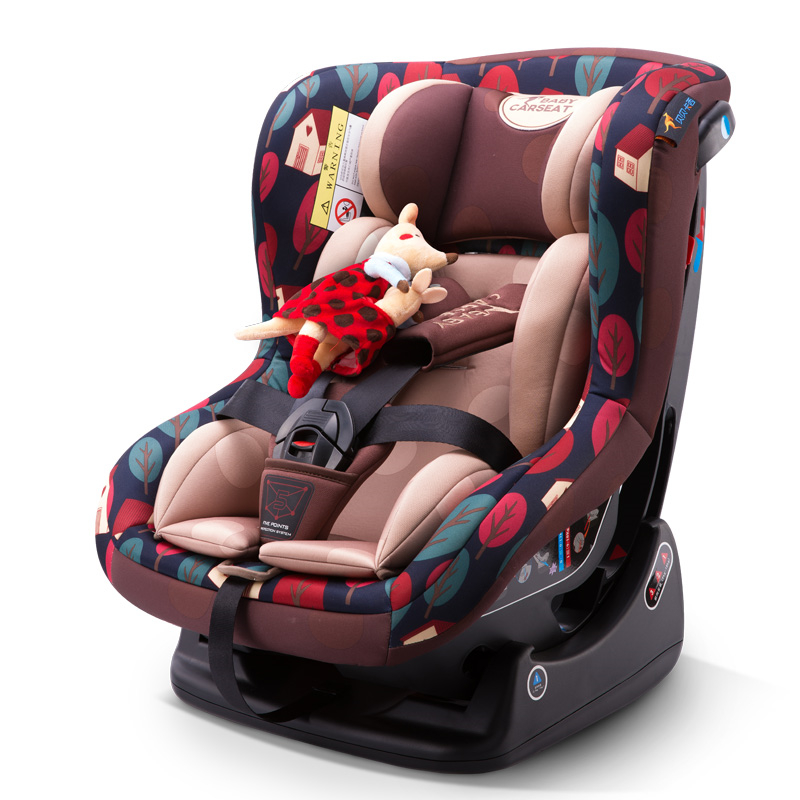 Car child safety seat two-way installation for 0-4 years old baby to use beibei cassie lb 363 car seats between 0 and 4 years old