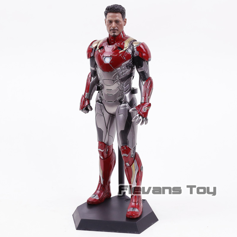 Crazy Toys Marvel Avengers Iron Man Mark 47 MK XLVII 1/6 Scale Collectible Figure Model ToyCrazy Toys Marvel Avengers Iron Man Mark 47 MK XLVII 1/6 Scale Collectible Figure Model Toy