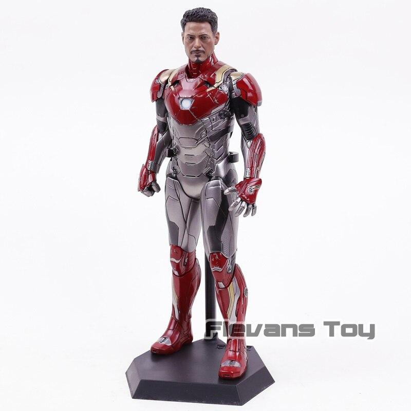 Jouets fous Marvel Avengers fer homme marque 47 MK XLVII 1/6 échelle à collectionner Figure modèle jouet