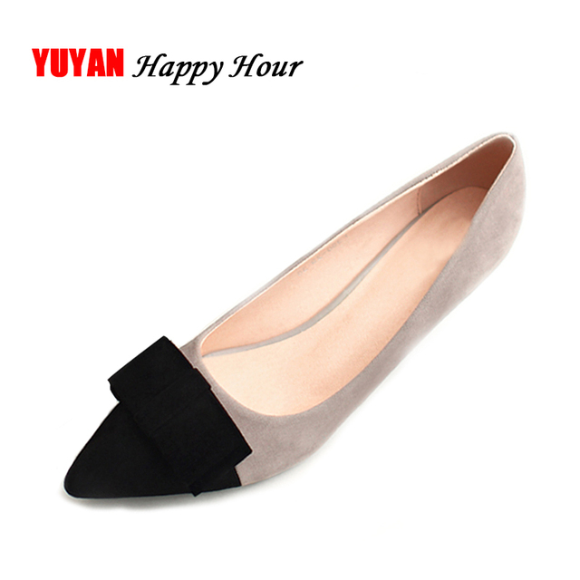 2017 Vintage Sexy Pointed toe High Heels Women Heeled Shoes Fashion Women's Pumps Brand Ladies Bowknot Middle Heels 5cm ZH684