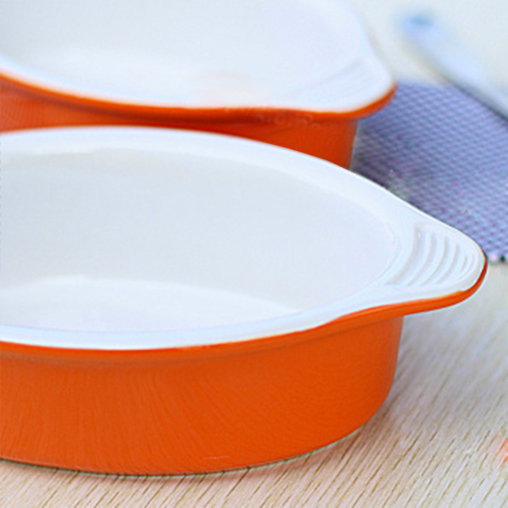 Ceramic Baking Dishes Bake Pans Interaural Dish Plate Western Soup Pans Baked Rice Dishes Plate Oven Pudding Desserts Plate on Aliexpress.com | Alibaba ... & Ceramic Baking Dishes Bake Pans Interaural Dish Plate Western Soup ...