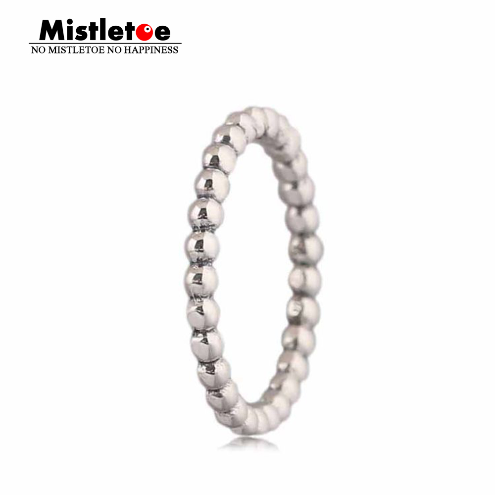 3c53d2bd0 Detail Feedback Questions about Mistletoe Genuine 925 Sterling Silver Eternal  Clouds Stackable Ring Compatible with European Jewelry on Aliexpress.com ...