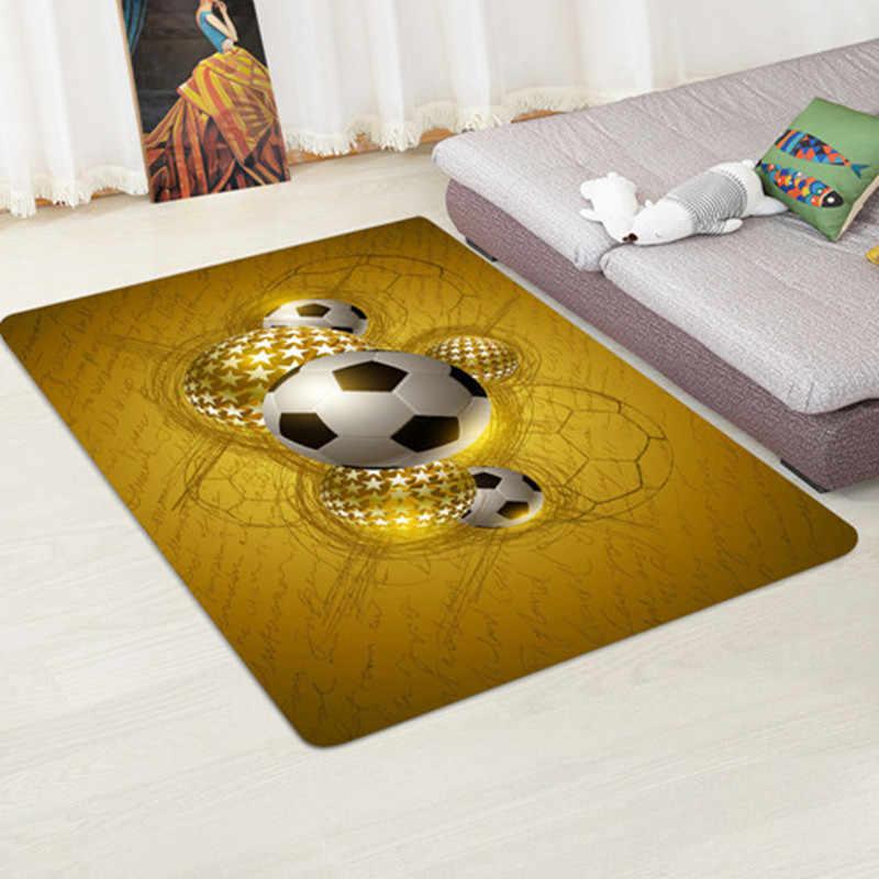 Домашний Декоративный Ковер европейский стиль большой ковер фланелевый