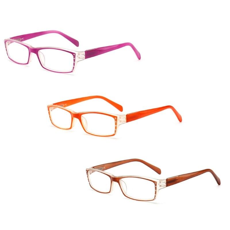da782ef874bf Flexible Readers Strength Presbyopic Eyeglasses Full Frame Blue Film  Anti-radiation Reading Glasses +1
